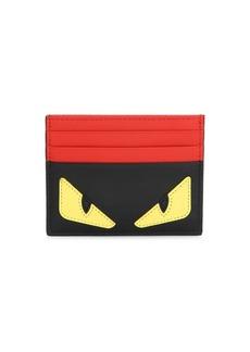 Fendi Monster Credit Card Case