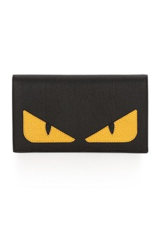 Fendi Monster Eyes iPhone 6 Case/Wallet  Black