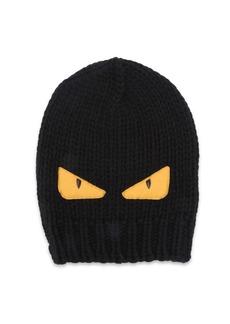 Fendi Monster Wool Hat