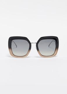 Fendi Oversized Square Sunglasses