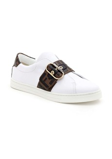 Fendi Pearland Logo Slip-On Sneaker (Women)