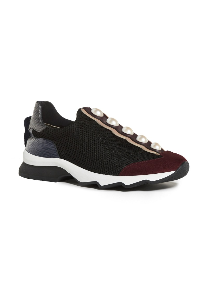 Fendi Pearland Slip-On Sneaker (Women)