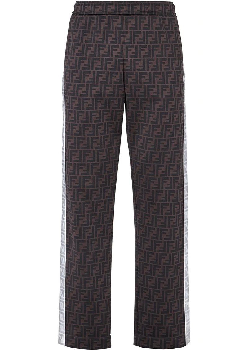 Fendi Prints On FF track pants