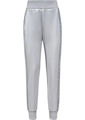 Fendi Prints On logo-print track pants