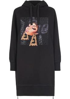 Fendi Prints On oversized sweatshirt