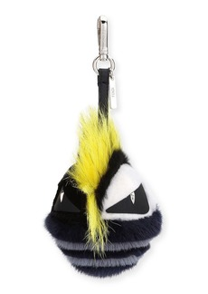 Fendi Punk Bag Bug Fur Charm for Bag or Briefcase