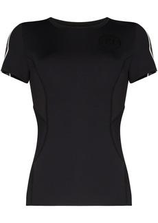 Fendi Rama logo print fitness T-shirt