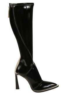 Fendi Rear Zipped Boots