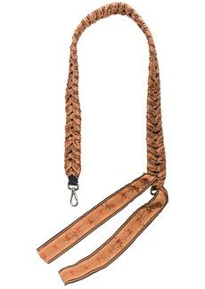 Fendi Ribbon Embellished Bag Strap