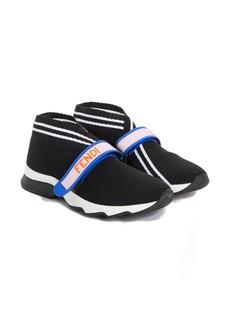 Fendi Rockoko Mismatch Sneaker (Women)