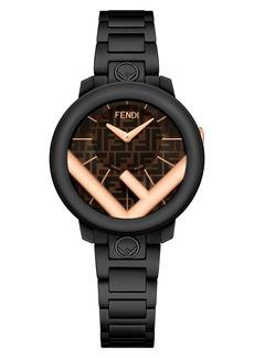 Fendi Run Away Bracelet Watch, 28mm