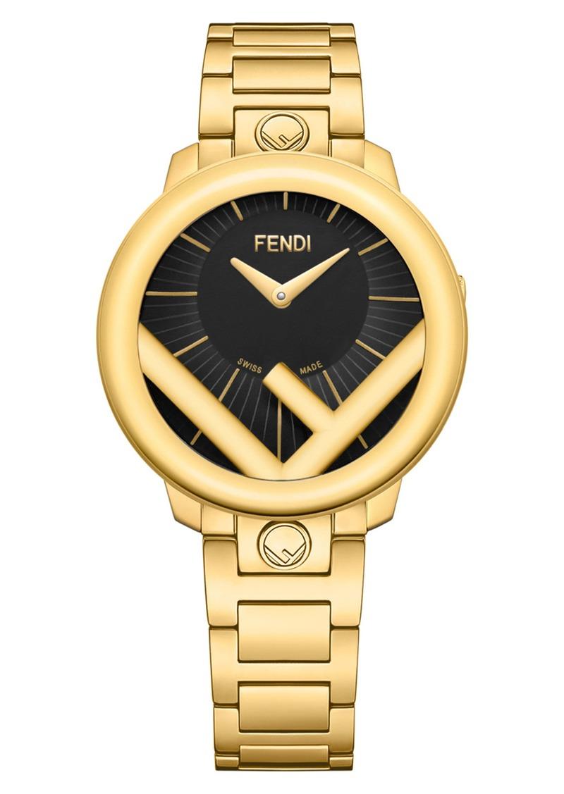 Fendi Run Away Bracelet Watch, 36mm