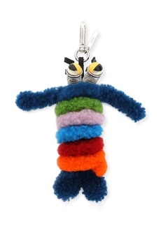 Fendi Shearling Monster Spring Charm for Bag or Briefcase