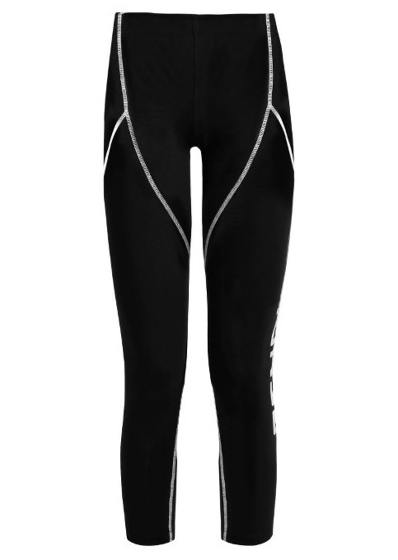 49a2329b5c314 Fendi Fendi Side-logo performance leggings | Casual Pants