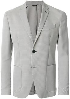 Fendi single breasted blazer - Black