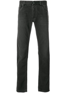 Fendi slim fit jeans - Black