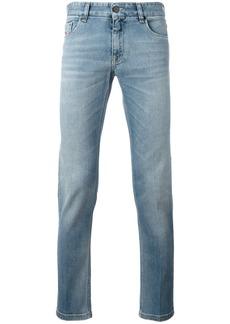 Fendi slim fit jeans - Blue