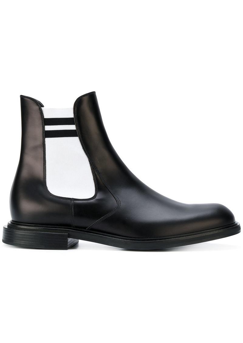 Fendi slip-on boots - Black