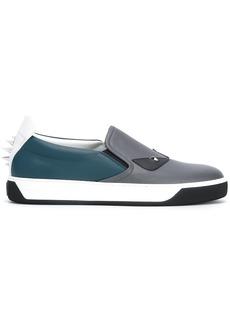 Fendi slip-on sneakers - Grey