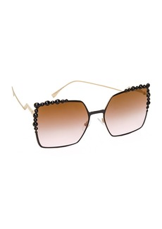 Fendi Square Sunglasses