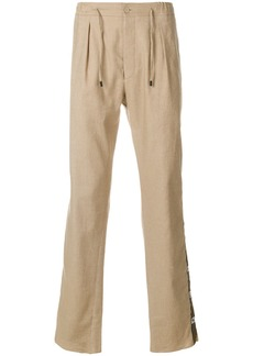 Fendi straight trousers