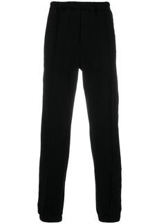 Fendi tailored cashmere trousers - Black