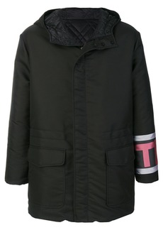 Fendi technical jacket with logo
