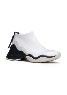 Fendi Technice Mid Top Sneaker (Women)