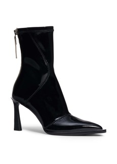 Fendi Tronchetto Pointed Toe Boot (Women)