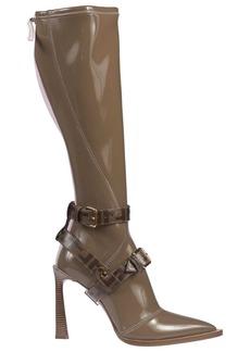 Fendi Vernice Boots