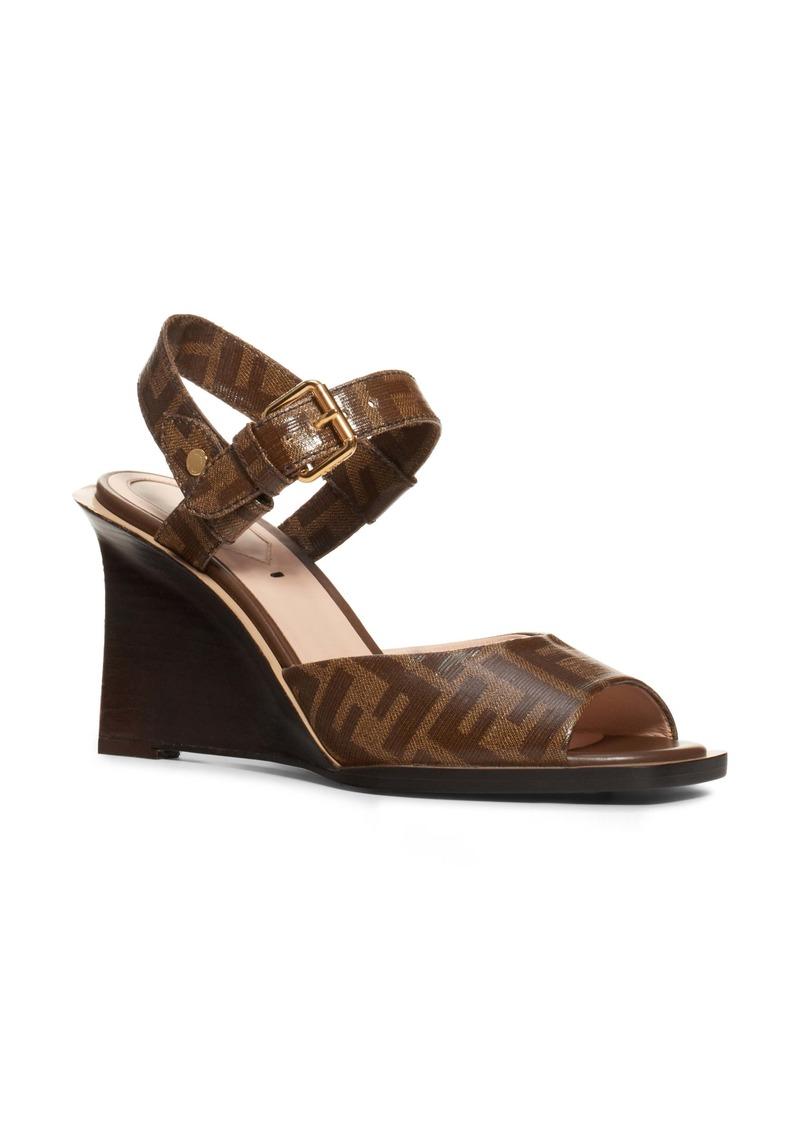 Fendi Wedge Sandal (Women)