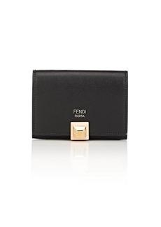 Fendi Women's Small Leather Card Case
