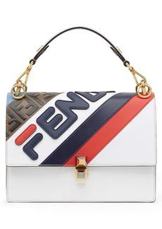 Fendi x FILA Kan I Mania Logo Shoulder Bag