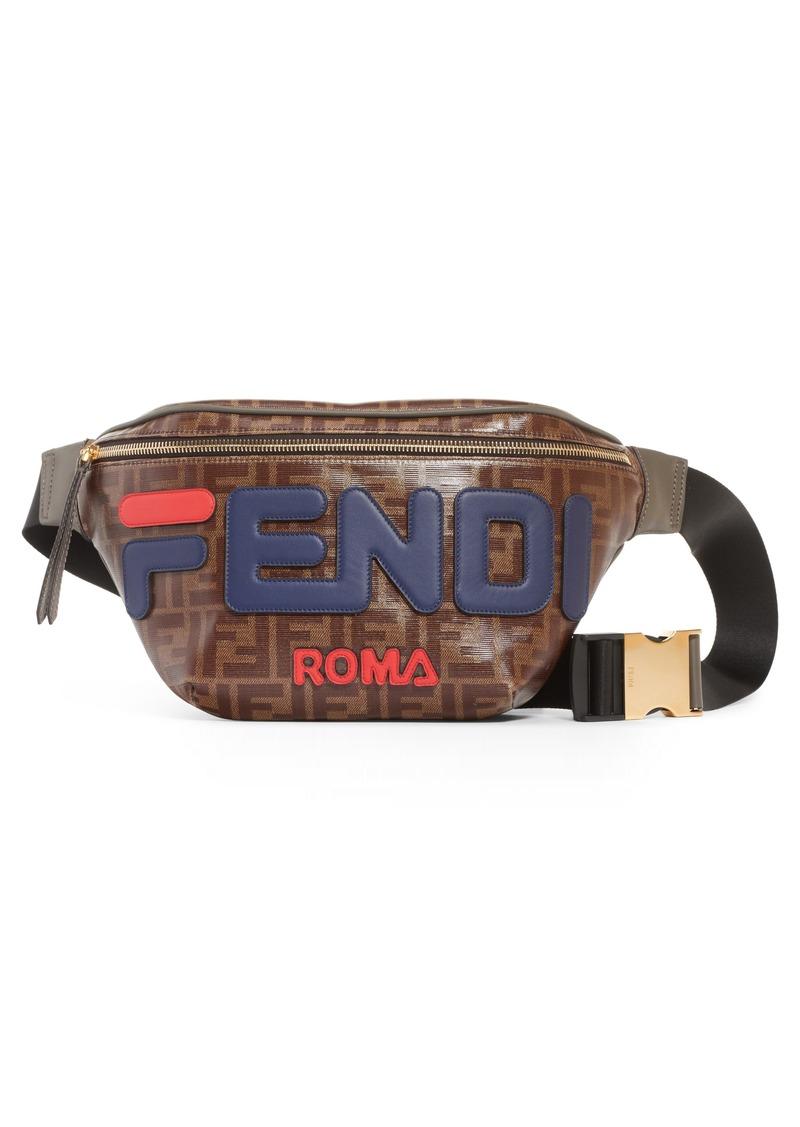 55afe9fe8ff7 Fendi Fendi x FILA Mania Logo Belt Bag
