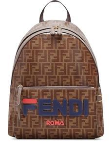 FendiMania double F logo backpack