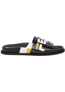 FendiMania motif sliders
