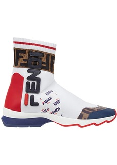 FendiMania slip-one sneakers