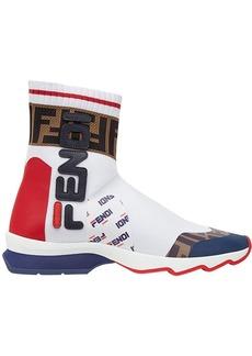 FendiMania sock style sneakers