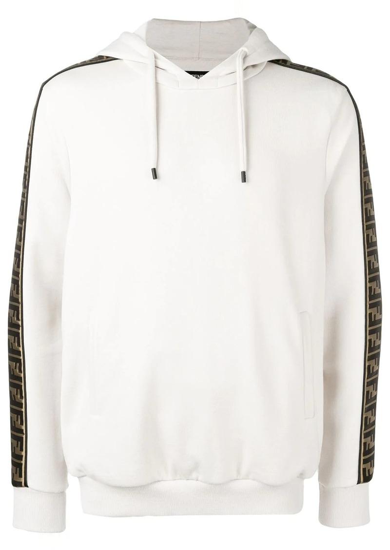 Fendi FF band hoodie