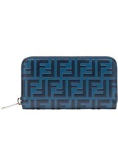 Fendi FF continental wallet