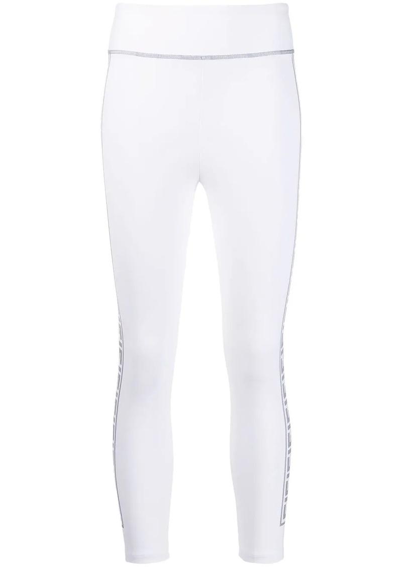 Fendi FF cropped leggings