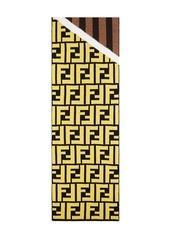 Fendi FF dual-pattern scarf