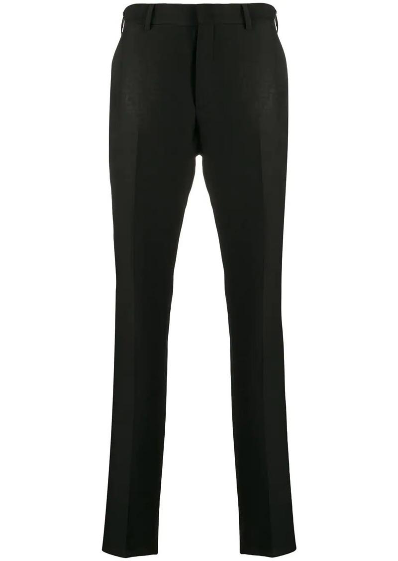 Fendi FF jacquard tailored trousers