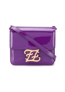 Fendi FF Karligraphy shoulder bag
