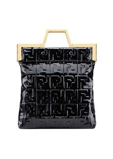 Fendi FF logo shopper