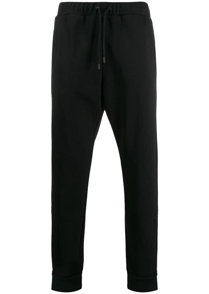Fendi FF motif detail track pants