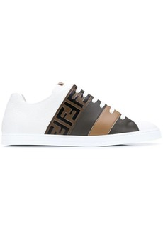 Fendi FF motif sneakers