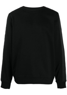 Fendi FF motif-stripe jumper