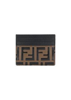 Fendi FF pattern cardholder