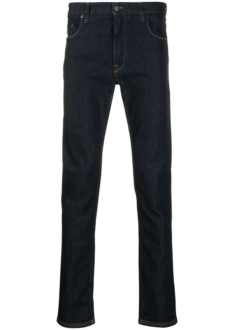 Fendi ff-pocket skinny jeans